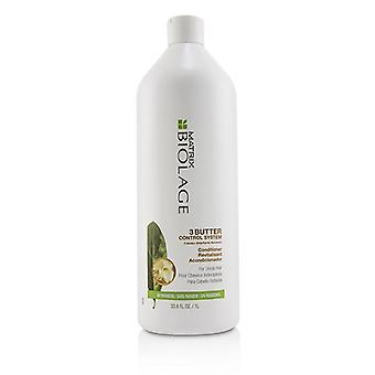 Matrix Biolage 3 smør kontrol System Conditioner (til uregerligt hår) - 1000ml/33.8 oz