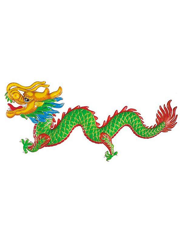 3d Oriental Dragon Decoration