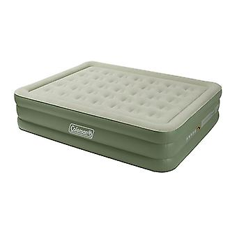 Coleman Maxi Comfort Bed Raised King Air Mattress Green
