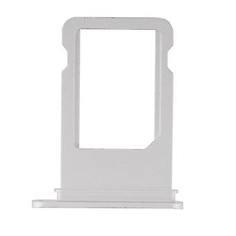 Silver SIM Card Tray For iPhone 7 Plus   iParts4u