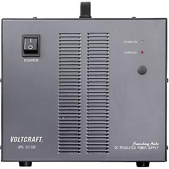 VOLTCRAFT SPS 12/120 Bench PSU (fixed voltage) 12.6 - 14.8 Vdc 120 A 1700 W No. of outputs 1 x