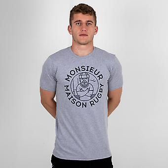 Rugby Division Trent Graphic Rugby T-Shirt