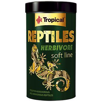 Tropical 11636 Reptil Soft Herbivoro 1000 ml (Reptiles , Reptile Food)