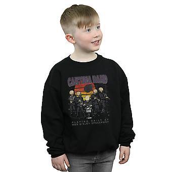 Star Wars Boys Cantina Spaceport Sweatshirt