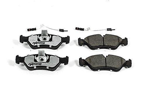 Power Stop Z36-1006 Front Z36 Truck and Tow Brake Pads