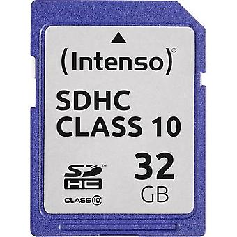 Intenso 3411480 SDHC card 32 GB Class 10