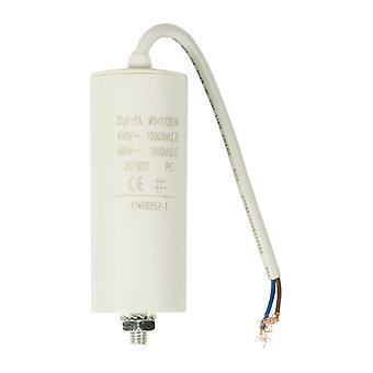 Fixapart W9-11220N Condensator 20.0 uf / 450 V + Kabel
