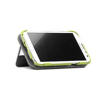 PureGear Folio Wallet Case with Front Cover Convetable Kickstand for Samsung Gal