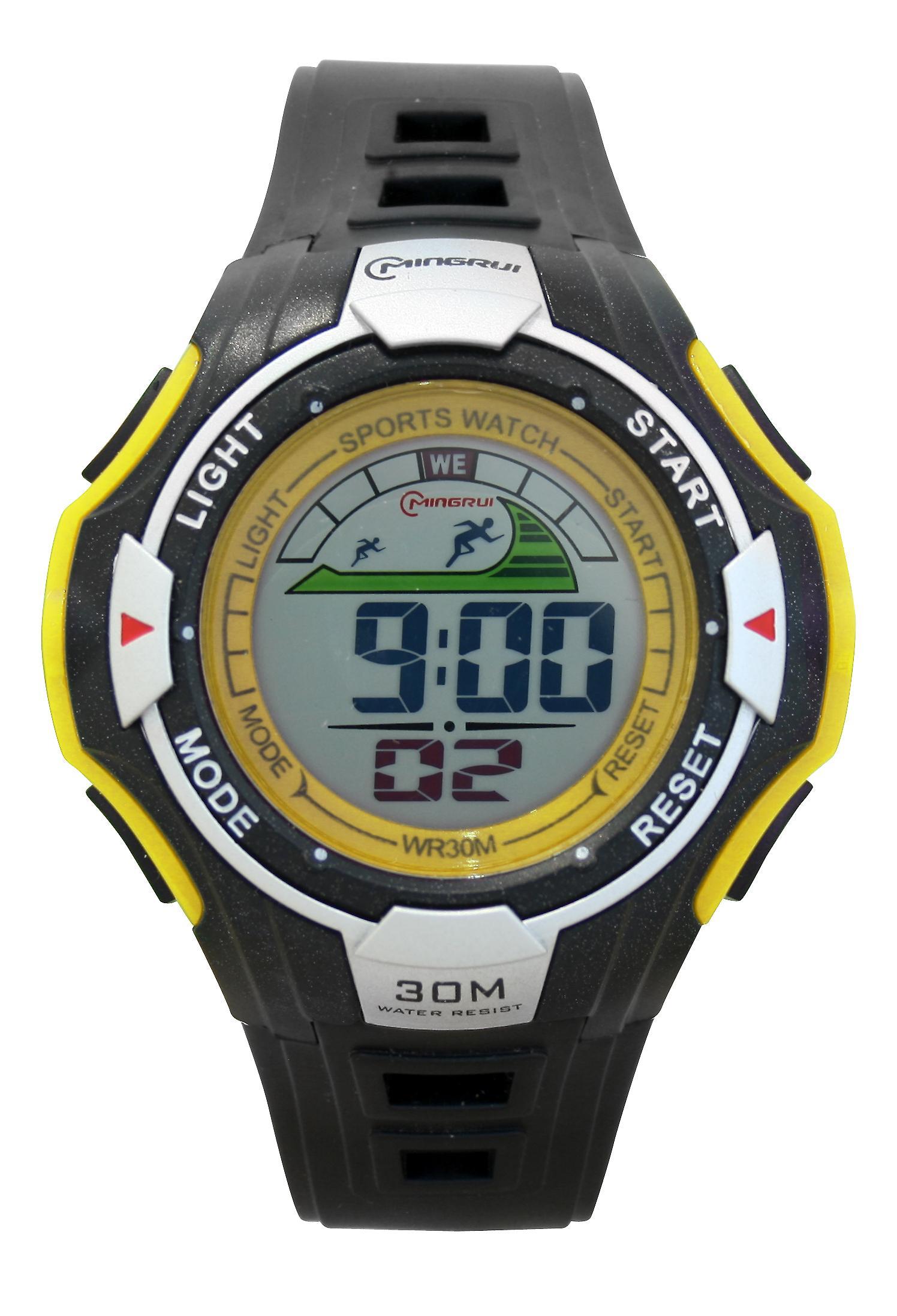 Waooh - Watch Mingrui LCD 6028