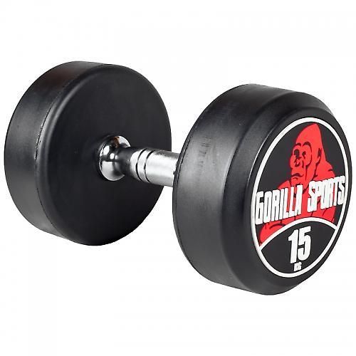 15 kg Dumbbell halt�re poids