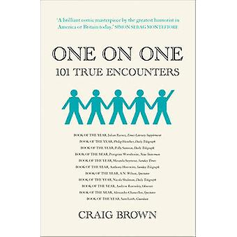 One on One by Craig Brown - 9780007360642 Book