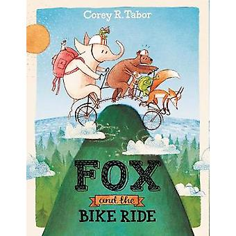Fox and the Bike Ride by Corey R. Tabor - 9780062398758 Book