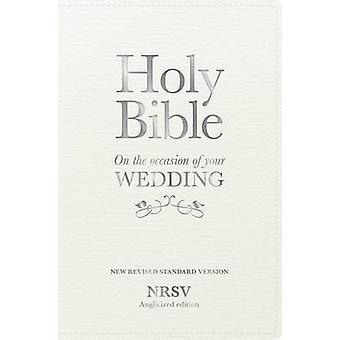 Bibeln ny Standard reviderad Version - med anledning av din bröllo