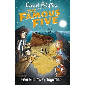 تشغيل خمس بعيداً معا-كتاب 3 من انيد بليتون-كتاب 9781444935042