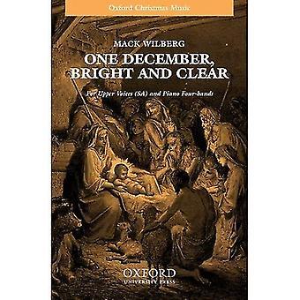 1 Dezember, hell und klar