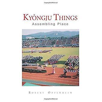 Kyongju choses: Assembler endroit