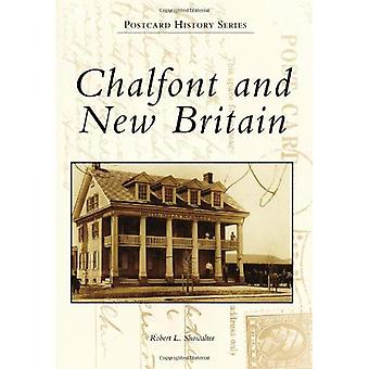 Chalfont and New Britain (Postcard History)