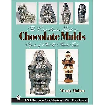 La guida completa di stampi per il cioccolato: oggetti d'arte e artisti strumenti