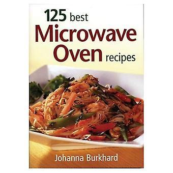 125 bästa mikrovågsugn recept