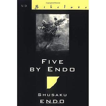Five by Endo (New Directions Bibelot S.)