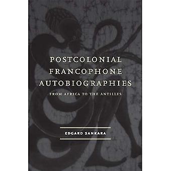 Postkoloniale frankophone Autobiografien