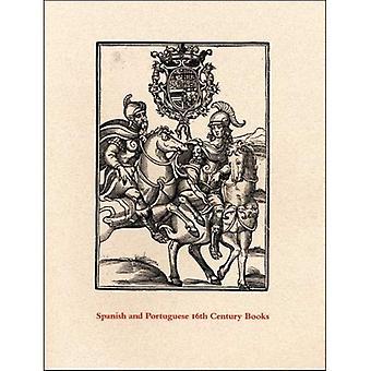 Spaanse en Portugese 16e eeuw boeken in het departement voor grafische kunsten--een beschrijving van een tentoonstelling...