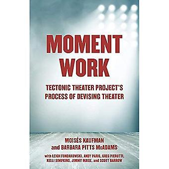 Øjeblik arbejde: Tektoniske Theater Project processen med udarbejdelse af Theater