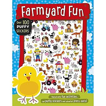 Sticker Star Farmyard Fun (Puffy Sticker Activity)