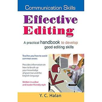 Effective Editing: A Practical Handbook to Develop Good Editing Skills