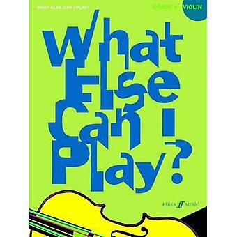What Else Can I Play?: Violin Grade 4