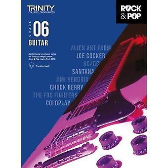 Trinity Rock & Pop 2018 Guitar Grade 6 - Trinity Rock & Pop 2018 (Sheet music)