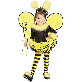 Fabelhafte Biene Kinderkostüm