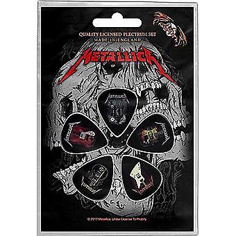 Metallica гитары 5 плектр Pack (rz)