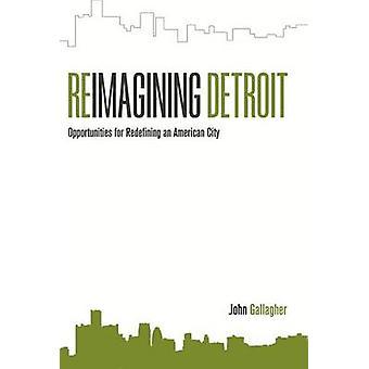Detroit kansen proefuitzending voor een Amerikaanse stad door Gallagher & John herdefiniëren