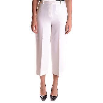 Michael Kors weiße Polyester Hose