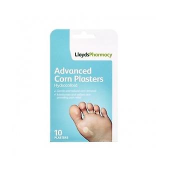 Careway Advanced Corn Plasters Hydrocoll 10