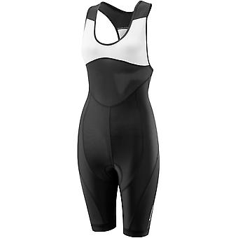 Madison Black 2017 sportiva Womens Bib Shorts
