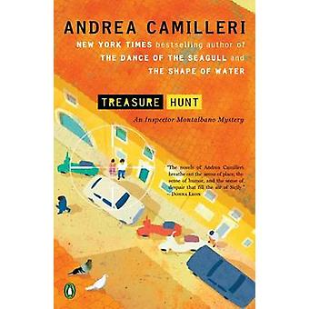 Treasure Hunt by Andrea Camilleri - Stephen Sartarelli - 978014312262