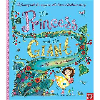 The Princess and the Giant by Caryl Hart - Sarah Warburton - 97807636