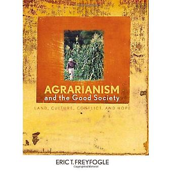 Agrarianism och det goda samhället