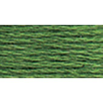 Dmc Tapestry & Embroidery Wool 8.8 Yards Dark Dusty Green 486 7386