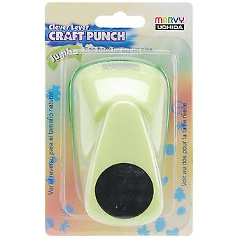 Clever Lever Jumbo Craft Punch Circle 1