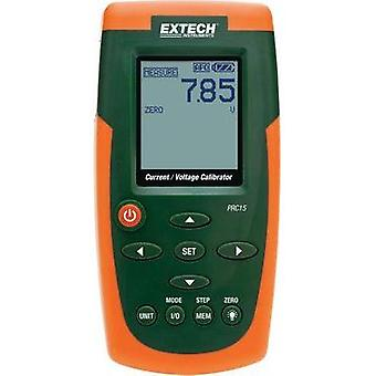 Extech PRC15 Calibrator, Calibrated to Manufacturer's standards (no certificate)