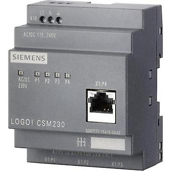 Unmanaged Siemens LOGO! CSM 12/24 No. of Ethernet ports 4 0