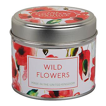 Chelsea Collection Candle in a Tin - Wild Flowers