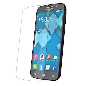 Alcatel Pop C7 Displayschutzfolie 9H Verbundglas Panzerglas Tempered Glas