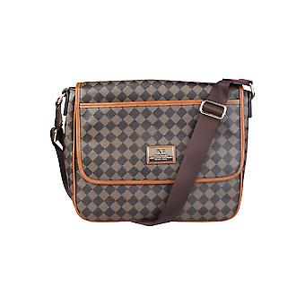 V 1969 men's Crossbody Bags Brown