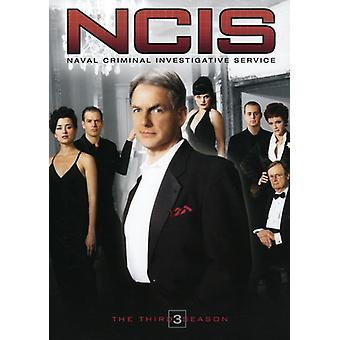 NCIS - NCIS: Season 3 [DVD] USA import