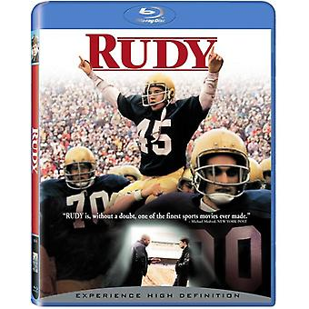 Rudy [BLU-RAY] USA import