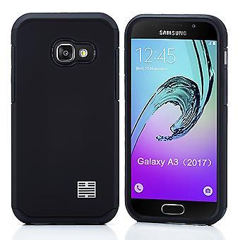 32nd Slim Armour case for Samsung Galaxy A3 2017 - Black